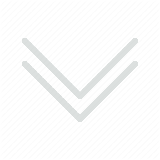 Down arrow inverted